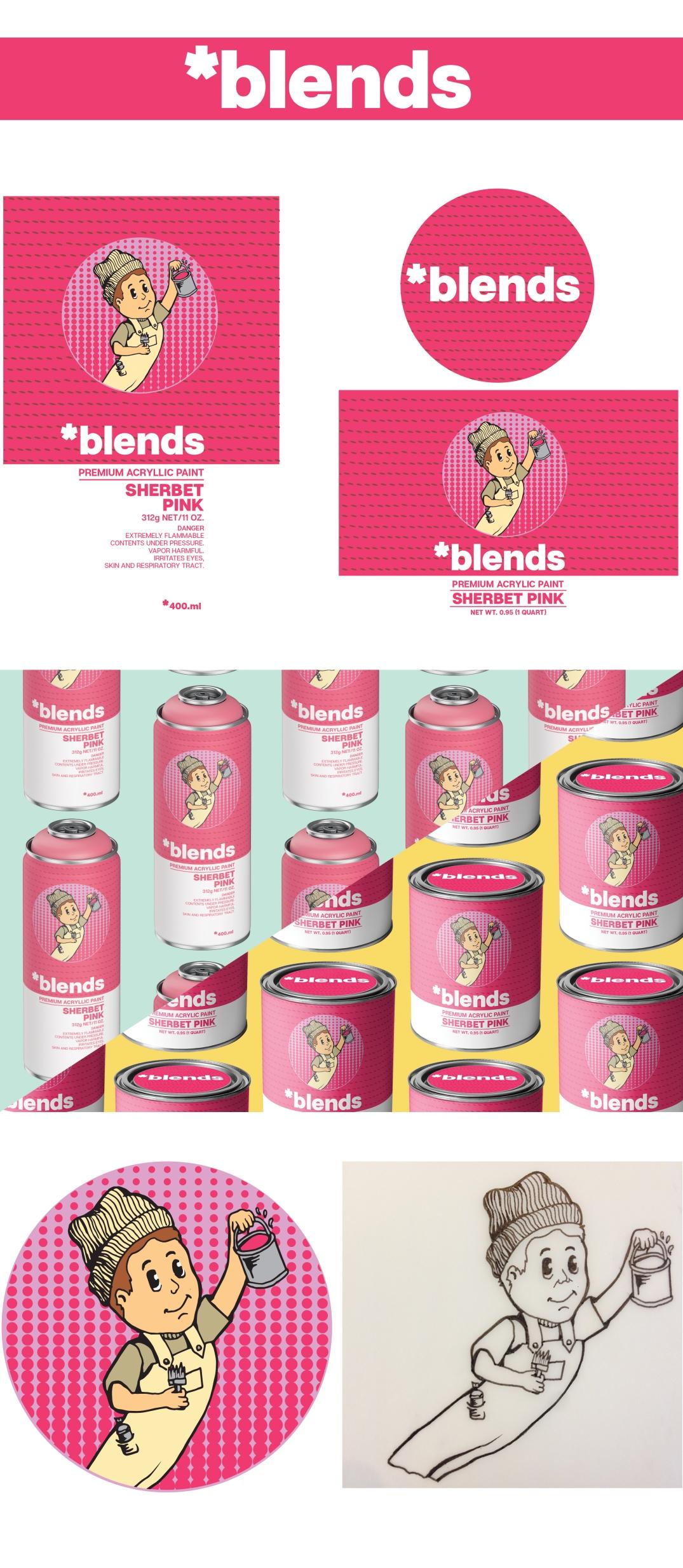 blends-website-layout