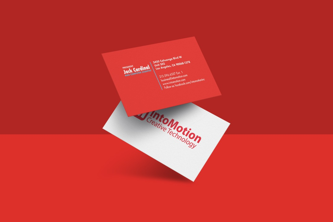 intomotion_buisiness_cards